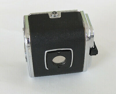 Hasselblad A12 Roll Film Holder - Chrome