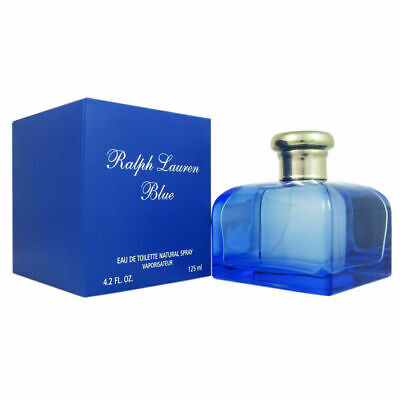 Ralph Lauren Blue by Ralph Lauren 4.2 Oz EDT Perfume for Women New No Cello