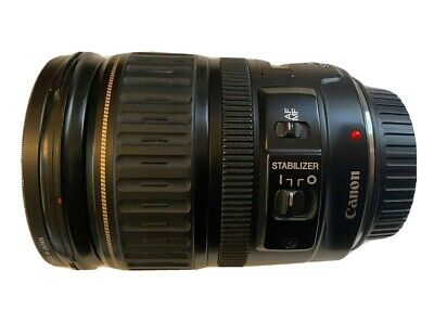 CANON Zoom Wide Zoom EF LENS 28-135mm f/3.5-5.6 IS Image Stabilizer Ultrasonic