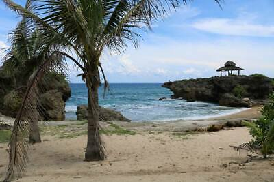 Philippine Island Private Cove Land Beautiful Beach Resort/ Ocean Home Property