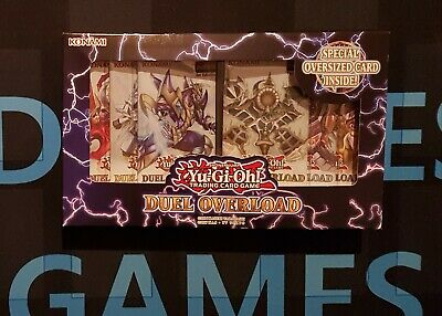 Duel Overload - DUOV - 50% Off 4+ - Choose Your Single Cards - 1st Ed - YuGiOh
