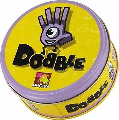 Dobble Party Game BRAND NEW SEALED Visual Perception Card Game - Spot It Gift