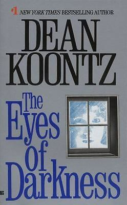 The Eyes of Darkness by Dean Koontz (1996, PDF, File)