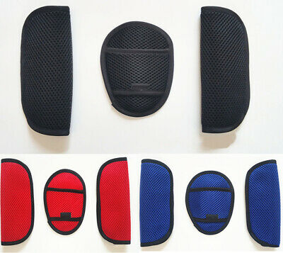 Baby Car Seat Pushchair Belts for Crotch Cover Harness Shoulder Straps Pads