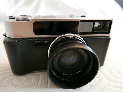 KONICA HEXAR (AF) Classic 120th Anniversary Edition 35mm F2.0 Lens