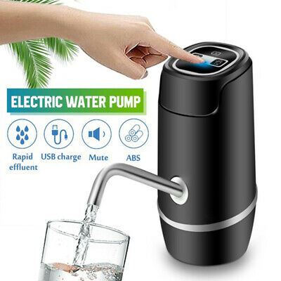 USB Charging Bucket Electric Drinking Water Pump Home Automatic Water Dispenser