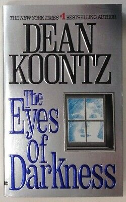 The Eyes of Darkness by Dean R. Koontz   [P-D-F] INSTANT Delivery Book ✅