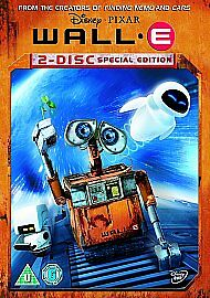 Wall-E DVD 2008, 2-Disc Special edition Box Set