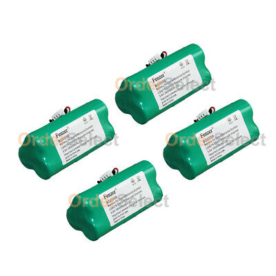 4X Fenzer Battery for Motorola Symbol LS4278 K35466 82-67705-01 Barcode Scanner