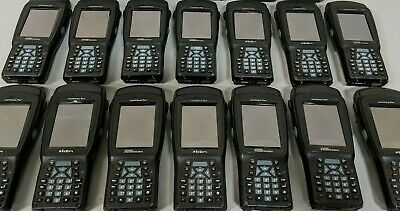Lot of 20x Psion Teklogix Workabout Pro 3 WAP3 7527S-G2 Barcode Scanner