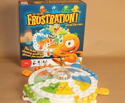 Frustration (Hasbro) - Family Game - Complete and in Great Condition.