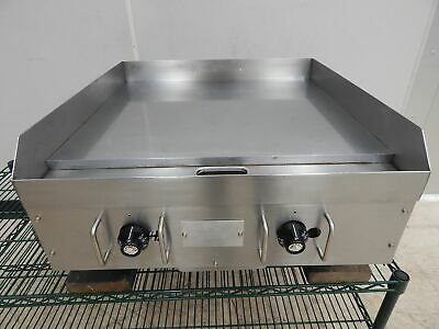 """Star Gas 24"""" Thermostatic Flattop Griddle, Model 624"""