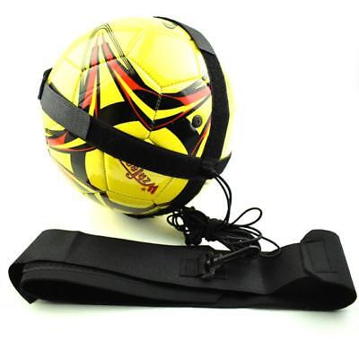 Soccer Football Kick Throw Trainer Solo Practice Training Aid Control IT