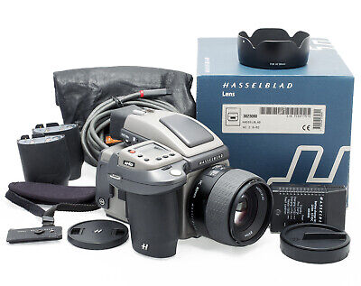 Hasselblad H4D-200MS Medium Format DSLR Camera w/ HC F2.8 80mm