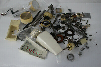 Vtg Sewing Machine Repair Shop Liquidation Parts Lot for Singer