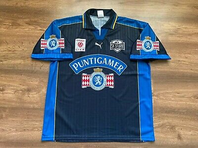 Sk Sturm Graz Home Football Shirt Jersey Trikot 1998 1999 Size Large 10 00 Picclick Uk