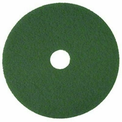 "Niagra 5400N Heavy Duty Green Floor Pads, 17"" (5/cs)"