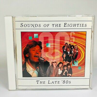 Sounds Of The Eighties The Late '80s CD Time Life Music