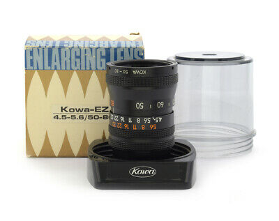 Kowa Varifocal 4.5-5.6/50-80mm #120031 Enlargign Lens