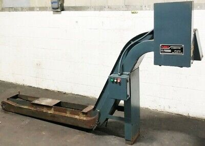 "Turbo 11"" X 9'6"" Chip Conveyor"