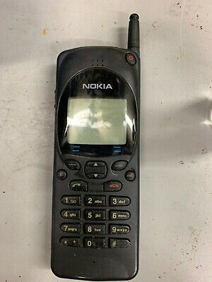 Vintage Rare Nokia 2110i mobile phone NHE-4NX Brick Pull Out Antenna Aerial