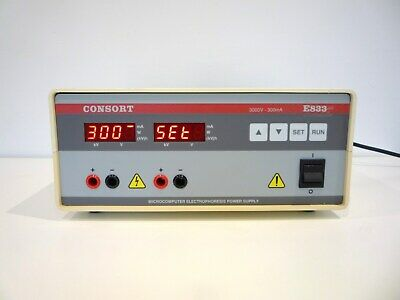 Consort E833 Electrophoresis Power Supply