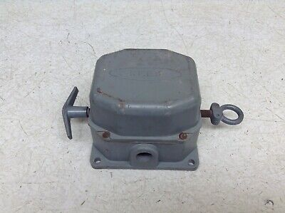 Rees 04944-000 Cable Operated Switch 15 Pound 04944000 (TSC)