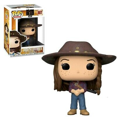~~FREE SHIPPING~~Funko POP! The Walking Dead JUDITH GRIMES #887 NIB~~L@@K~~~~