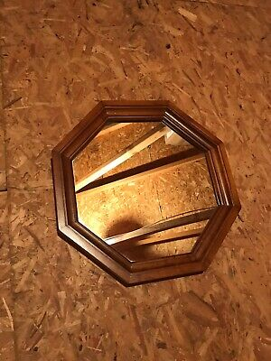 Tell City Chair Company Solid Hard Rock Maple Wall Mirror