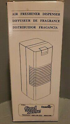 Good Sense Air Freshener dispenser 3138751 Continuous Action battery powered NEW