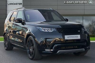 2019 Land Rover Discovery SD6 HSE LUXURY Diesel black Automatic