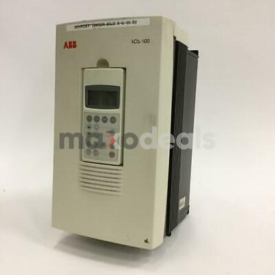 ABB ACS60100063 Frequency Converter Frequenzumrichter Used UMP