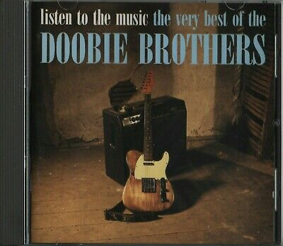 The Doobie Brothers - Listen To The Music - 1993 - CD d'époque comme neuf