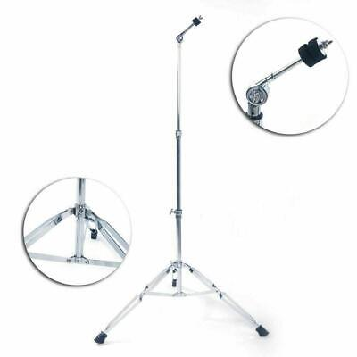 Straight Cymbal Boom Stand Houlder Mount Adapter Double Braced Percussion