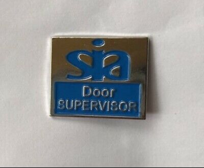 Door Supervisor Badge Holder - SIA