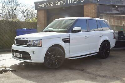 Range Rover Sport, 3.0 Sd V6, Hse Ultimate Edition, Luxury Pack