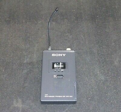Sony WRT-820A Wireless Transmitter - Free Shipping in the USA