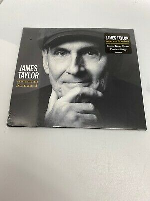 James Taylor American Standard CD Album 2020 Physical SEALED NEW