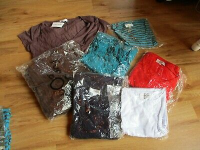 Large Job Lot Bundle Maternity & Nursing Feeding Clothing Size L Uk 12-14 Bnwt