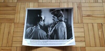 "Whoopi Goldberg & Sam Elliott  ""Fatal Beauty""  promo press photo"