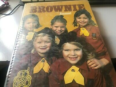 Girl Guides/Scouts The Brownie Annual 1978