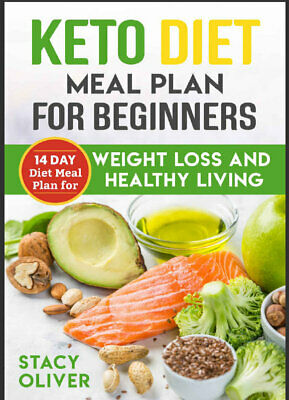 14 day keto Diet Meal Plan PDF/Eb00k Fast Delivery