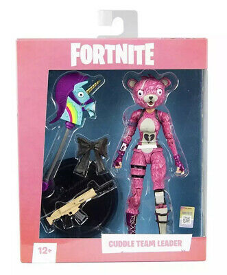 Fortnite ~ CUDDLE TEAM LEADER DELUXE 7-INCH ACTION FIGURE ~ McFarlane Toys NEW