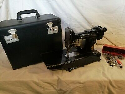 Old Singer 222k Sewing Machine
