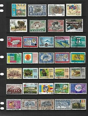 CEYLON/SRI LANKA stamp selection.(ref.111)