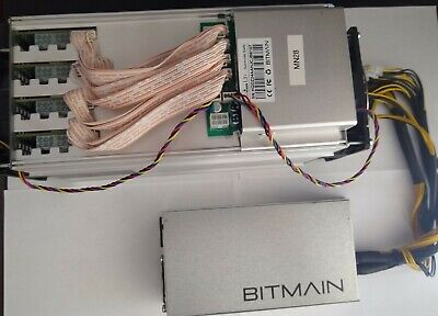 Bitmain L3+ Litecoin Scrypt Miners with Bitmain Power supply USA