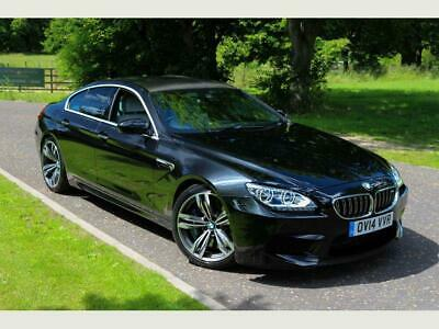 2014 14 Bmw M6 Gran Coupe 4.4 Gran Coupe M Dct 4Dr