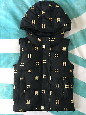 country road Girls 6-7 puffer vest AS NEW
