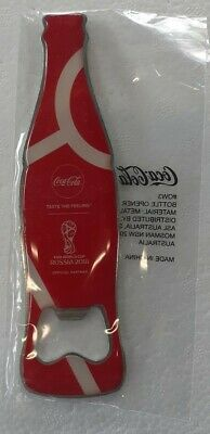 Coca Cola COKE Bottle Opener World Cup 2018