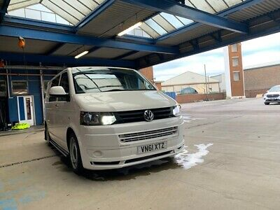 VW Transporter T5 day van/camper